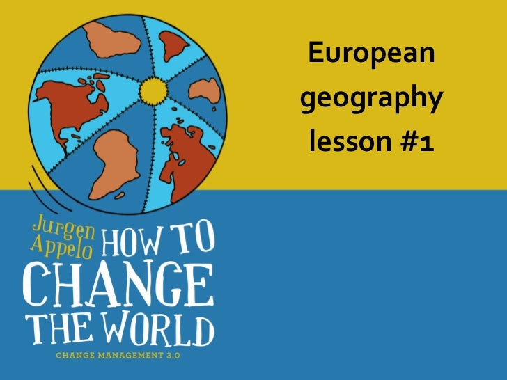 Europeangeography lesson #1
