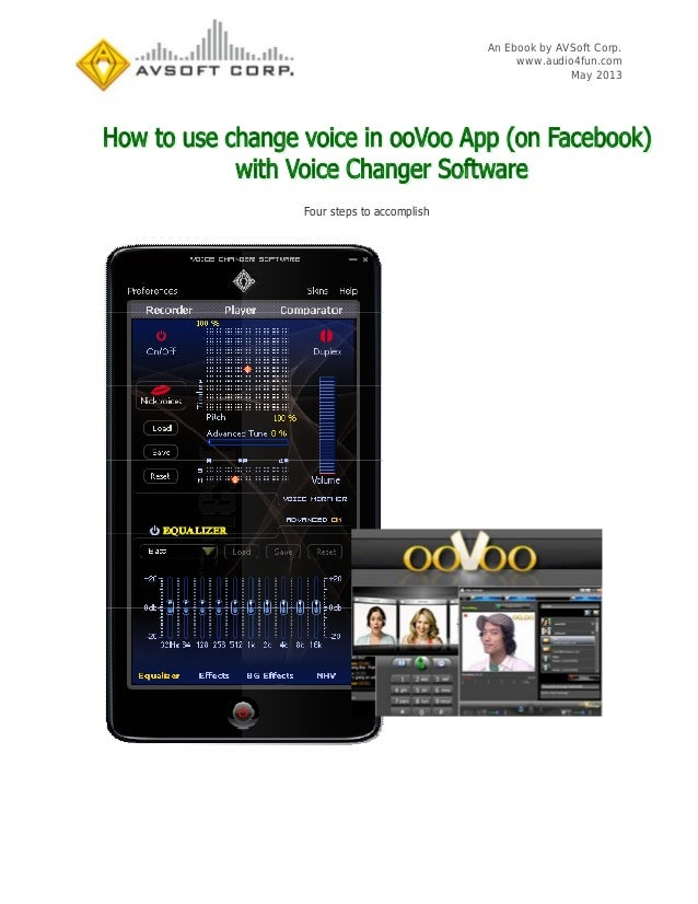 An Ebook by AVSoft Corp.www.audio4fun.comMay 2013Four steps to accomplish