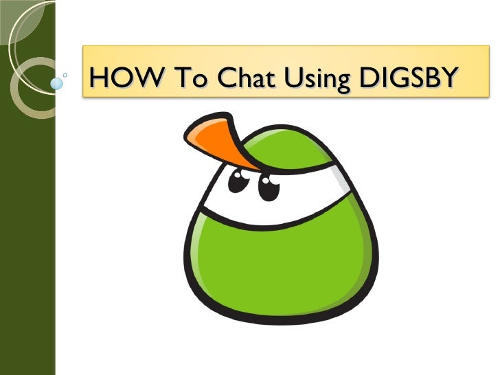 How To Chat Using Digsby
