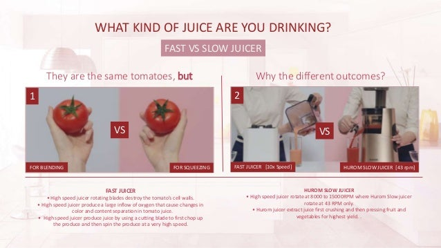 How to Choose Best Slow Juicer Comparison India
