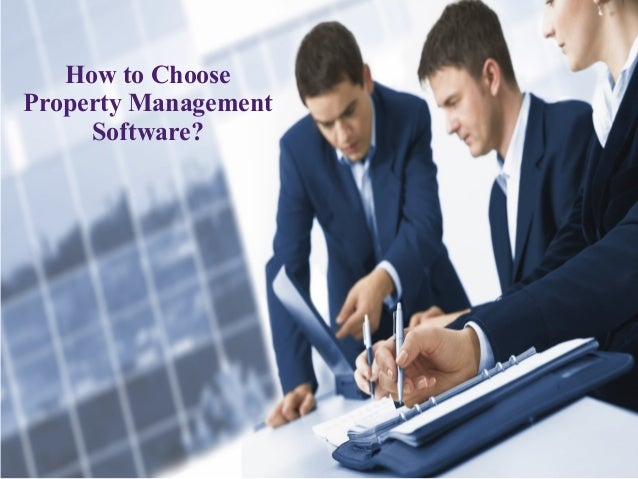 How to Choose Property Management Software?