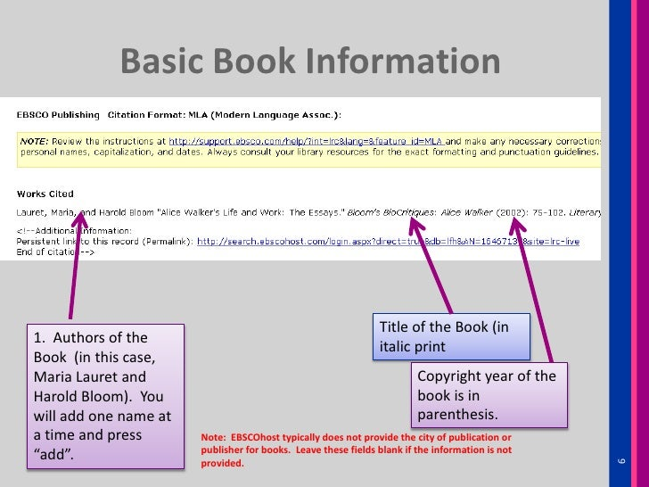 when mentioning a book in an essay do you underline or italicize Essay writing essentials  your essay by mentioning the author's full name and the complete title of the work titles of books should be underlined or.