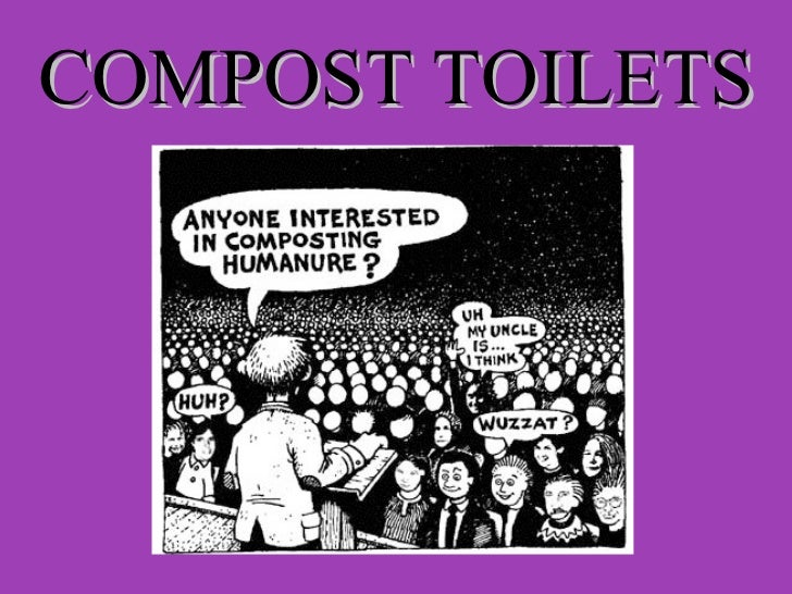 How to compost toilet