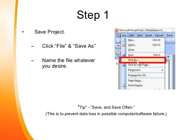 Make your PowerPoint presentations accessible