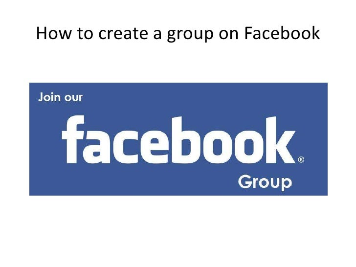Howtocreate a grouponFacebook<br />
