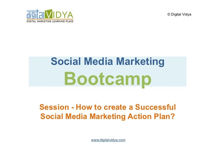 How to Create a Successful Social Media Marketing Action Plan for B2B Business
