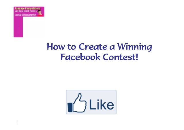 1How to Create a WinningHow to Create a WinningHow to Create a WinningHow to Create a WinningFacebookFacebookFacebookFaceb...