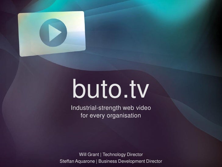 How To Create In Video Ads Using Buto