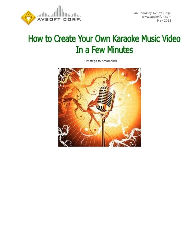 how to write your own song Songs about events in us history inspire students to write their own songs.