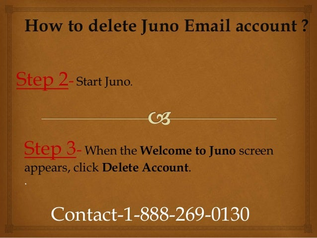how to delete mail com email account