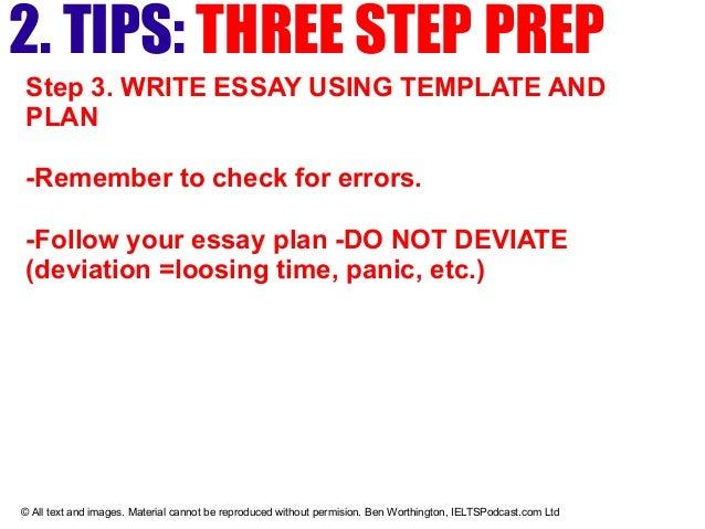 Write an essay describing chart?