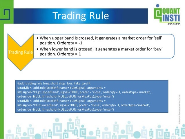Options day trading rules