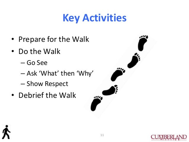 How to Do a Gemba Walk