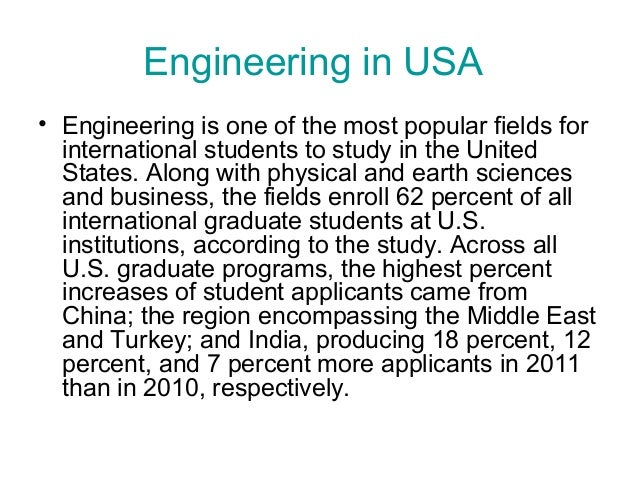 Phd study in usa