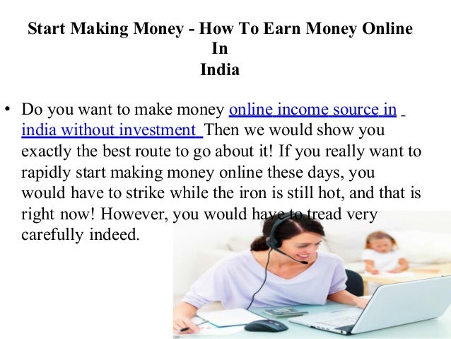 Make money online now binary options
