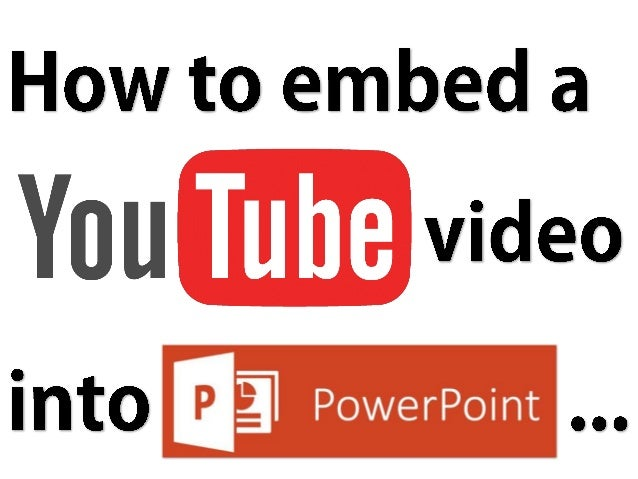 embed video in pdf powerpoint