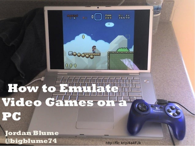 How to Emulate Video Games on Mobile Devices