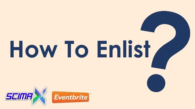 How To Enlist