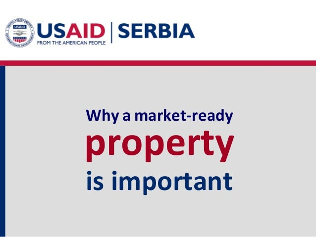 How to ensure market ready property for industrial investors?
