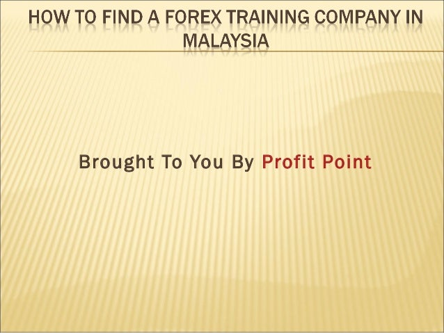 How to start forex trading in malaysia