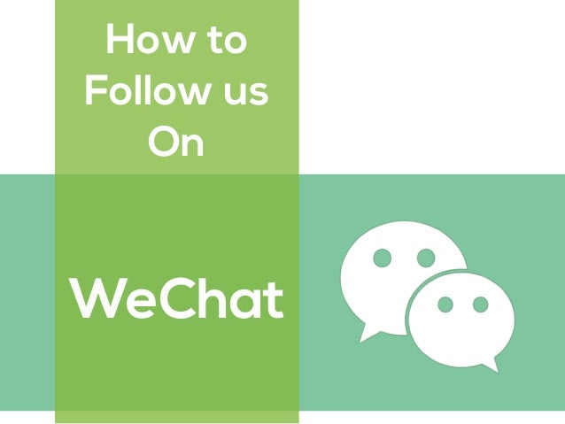 How to Follow us On 