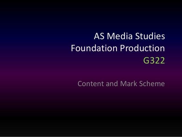 Gcse Media Studies Coursework - 799695 - Efnic
