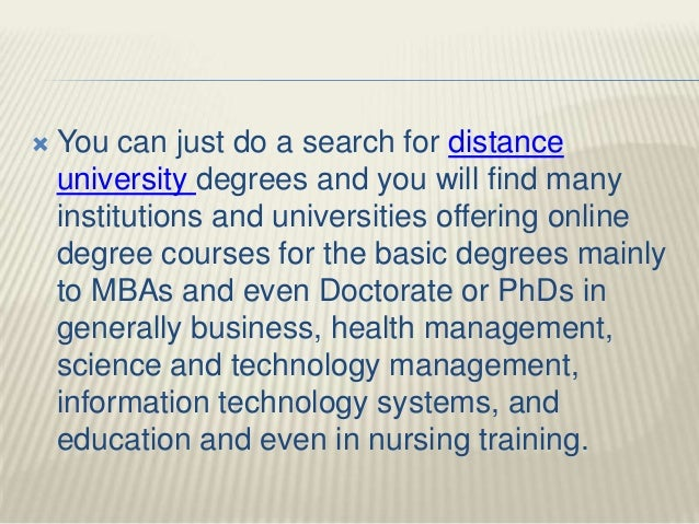 What are the degrees you can get in university?