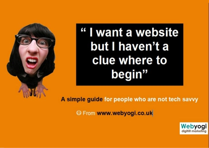 How to : 10 easy steps on how to get a website