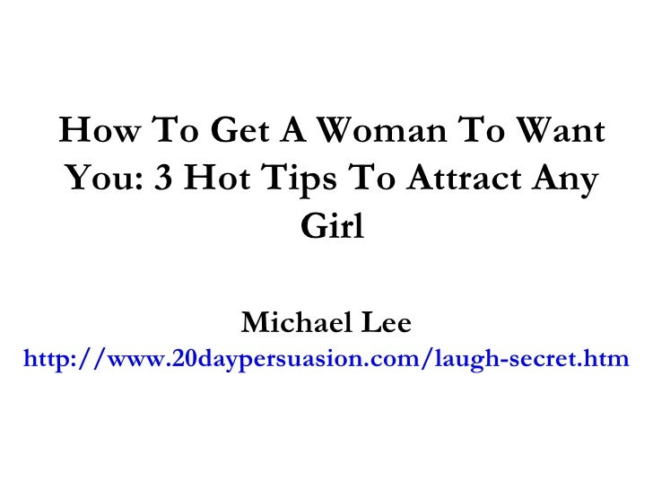 tips how to get a girl