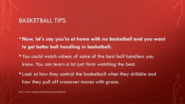 7 Biggest Keys To Instantly Improve Your Ball-Handling ...