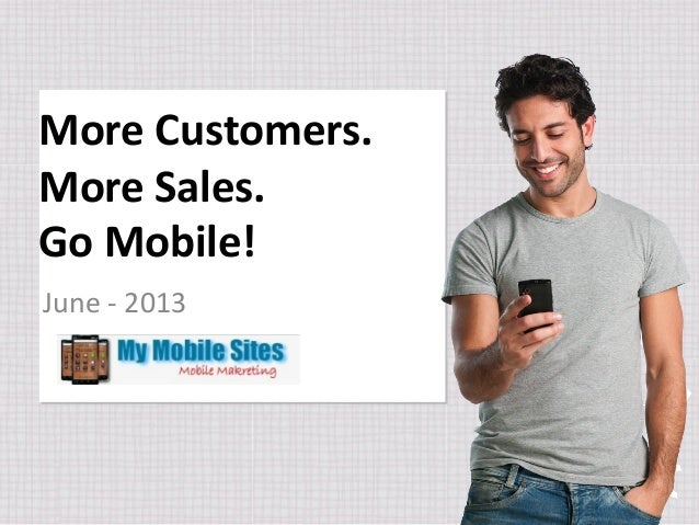 How to get customers with mobile marketing