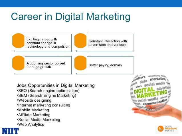 Digital media marketing jobs