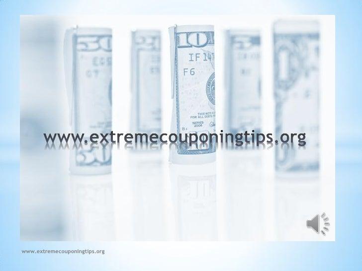 www.extremecouponingtips.org