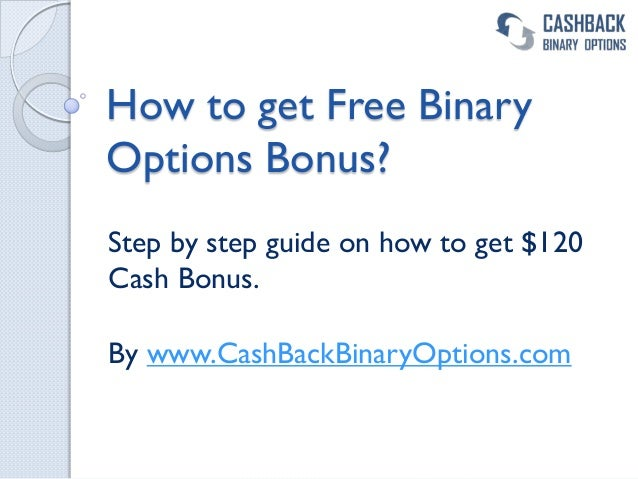 Free binary options training