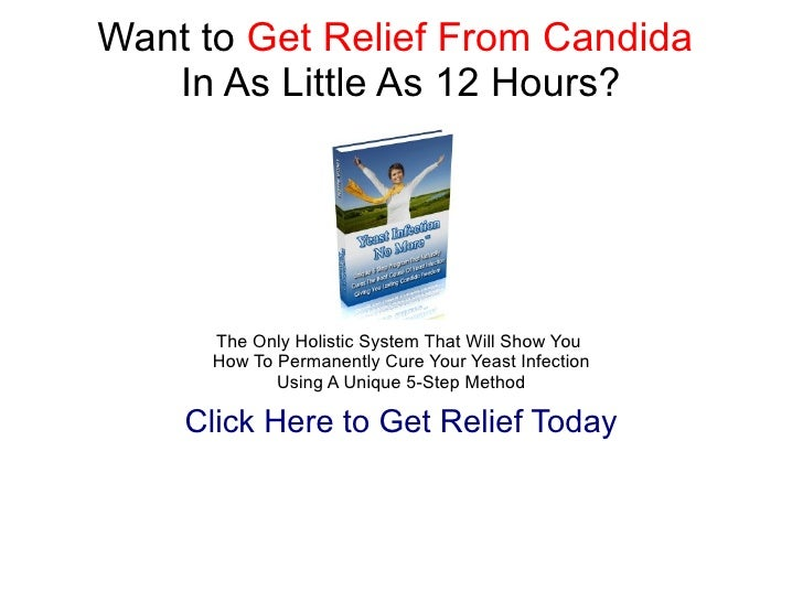 Cure Chronic Yeast Infection Naturally