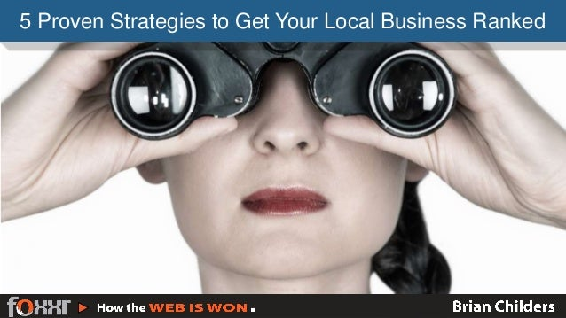 5 Proven Strategies to Get Your Local Business Ranked