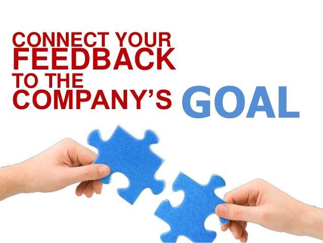 how to give fundamental feedback