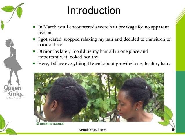 Hair Breakage Natural Hair