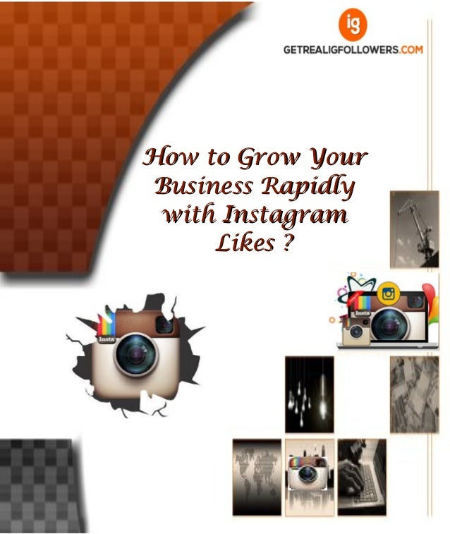 how to grow your instagram for business