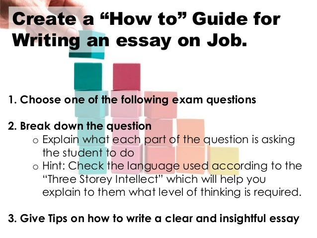 explain how to best answer an essay question How to answer 13 of the most common interview questions don't sweat your next job interview - get all the answers to the toughest questions right here elizabeth hoyt.