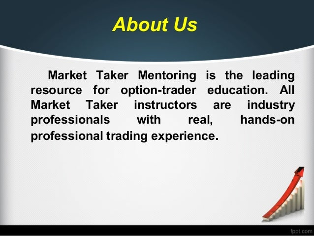 Best option trading mentoring programs