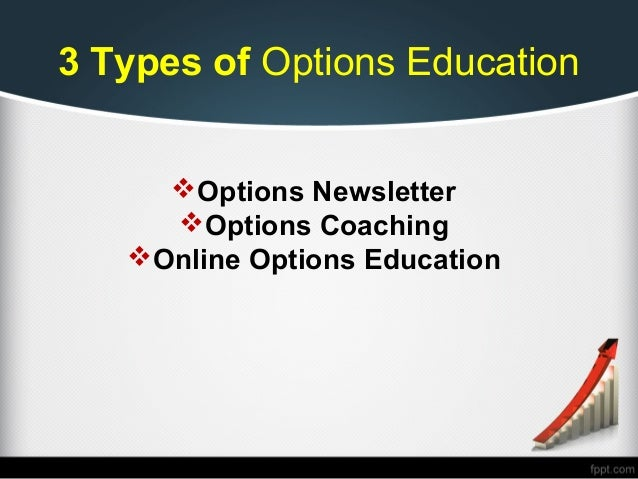 Stock options training