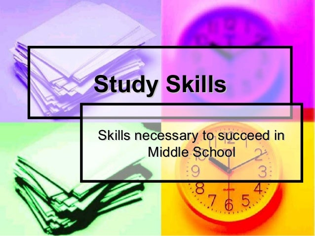 5 Study Skills to Accelerate Your Learning - Thinker Academy