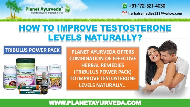 How to Naturally Increase Testosterone Levels