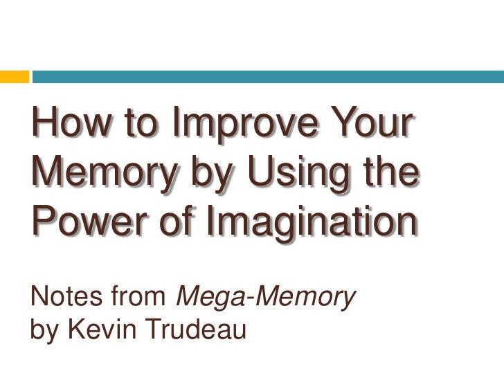to improve memory essay