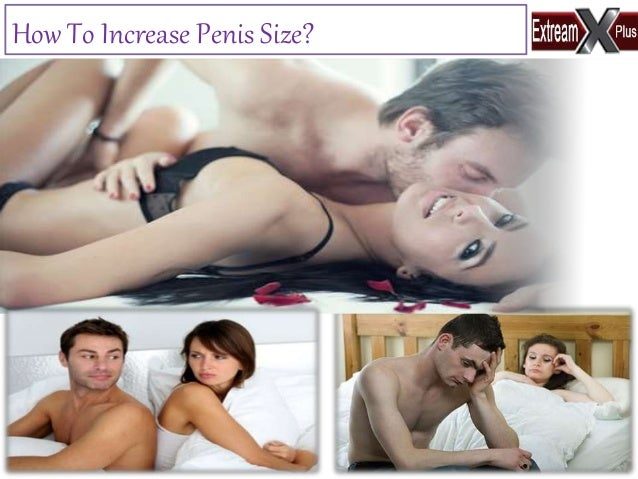 How to increase penis head at