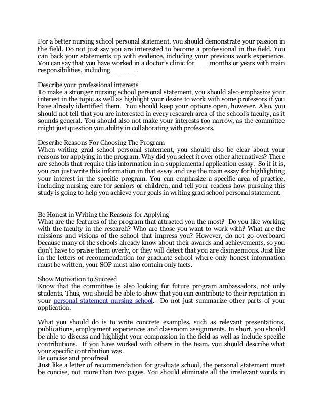 Best graduate school admission essay writing nurse practitioner