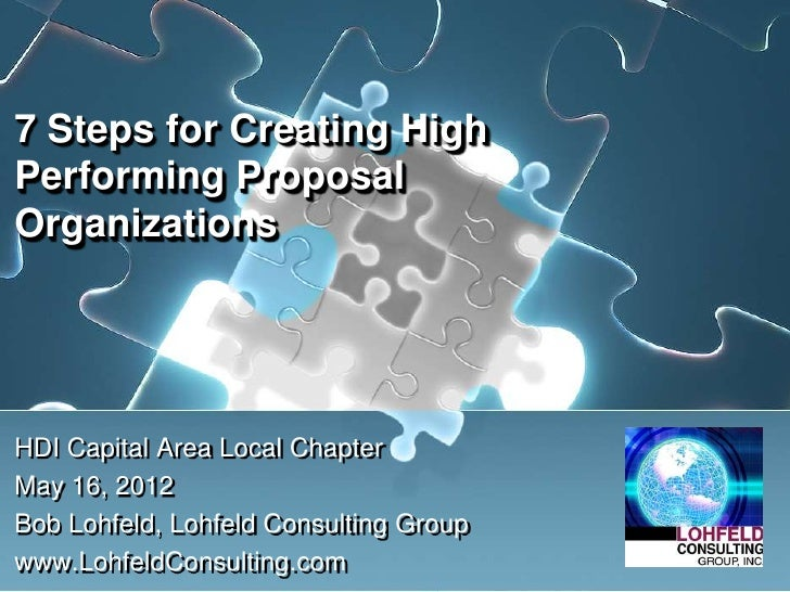 How to increase your companys win rate in 7 steps help desk institute 5.16.12pptx