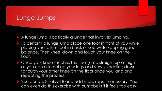 how to build your verticl leap