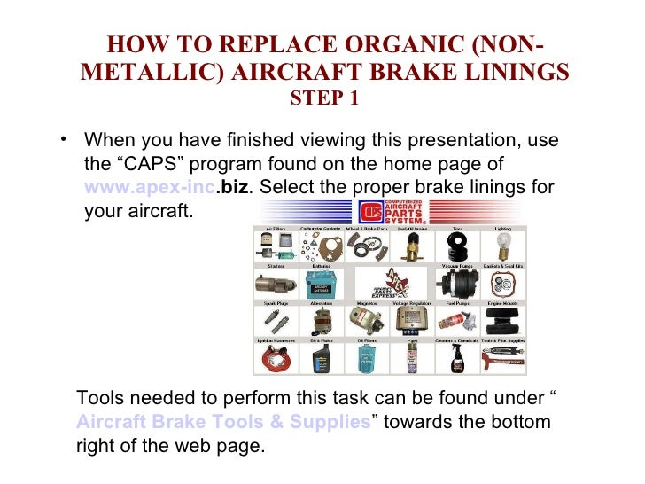 How to install brake linings